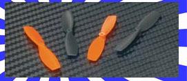 Heli Max 1SQ Propellers