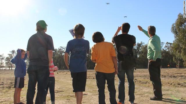 Drone Socially More Acceptable