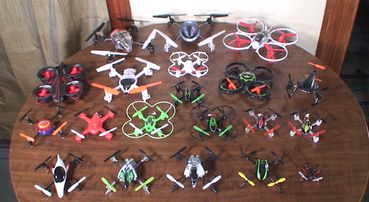 Compare Quadcopters