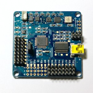 Quadcopter Flight Controller