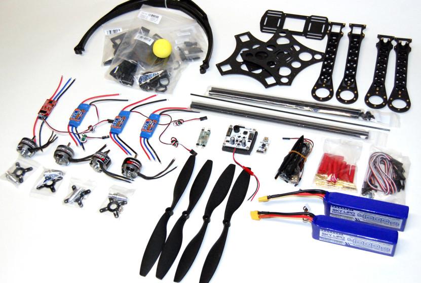 Quadcopter parts