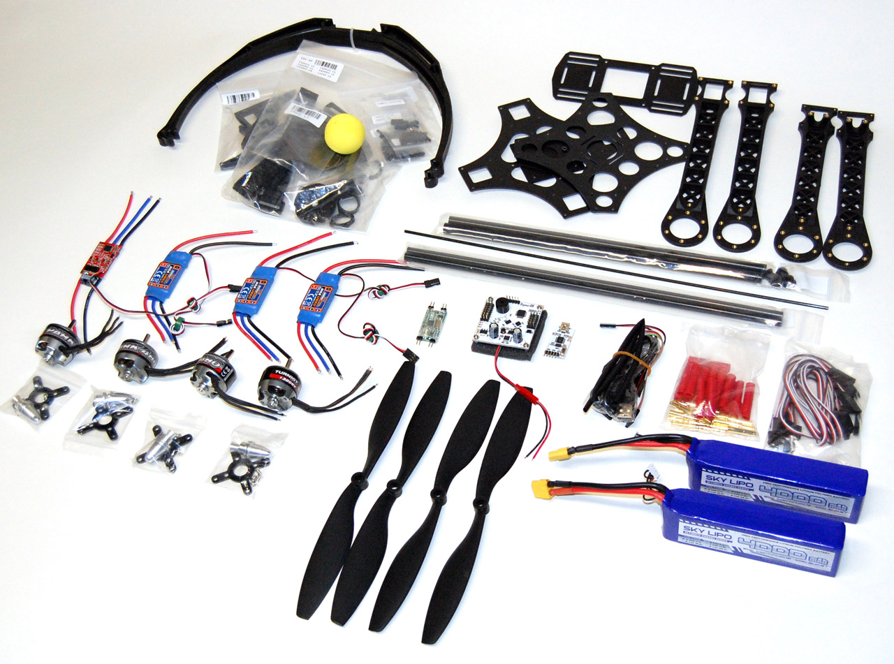 Quadcopter Parts: What are they and what do they do? – Quadcopter ...